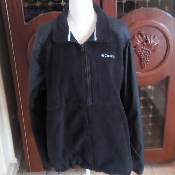 Columbia xxl interchange jacket